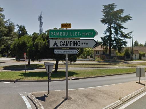 ...auf nach Rambouillet